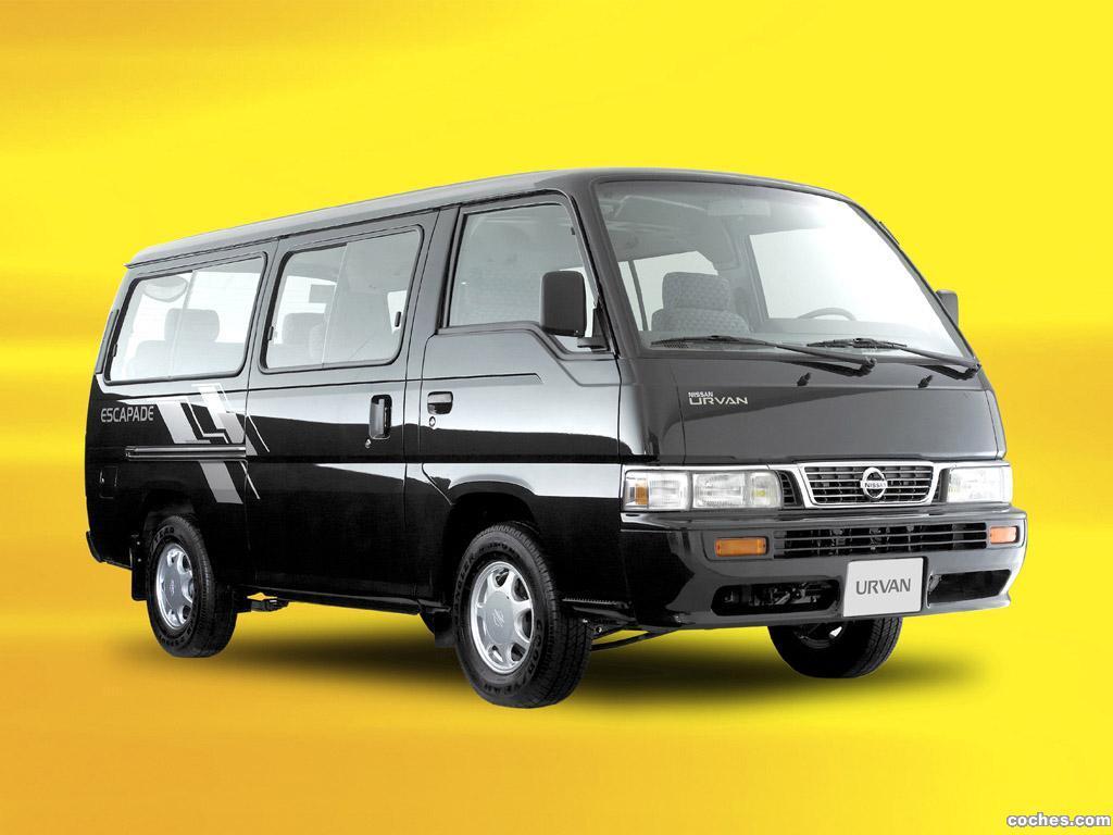 Fotos De Nissan Urvan E24 1995