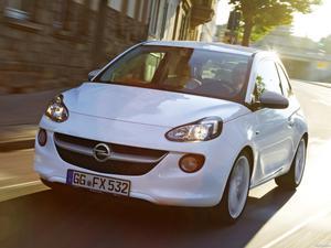 Opel Adam White Link 2013