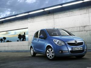 Opel Agila (B) 2008