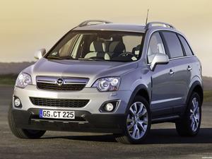Opel Antara Turbo Diesel 2011