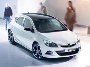 Opel Astra Color Edition 2012