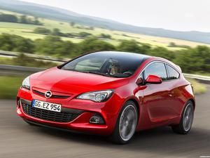 Opel Astra GSI Biturbo Panoramic 2012