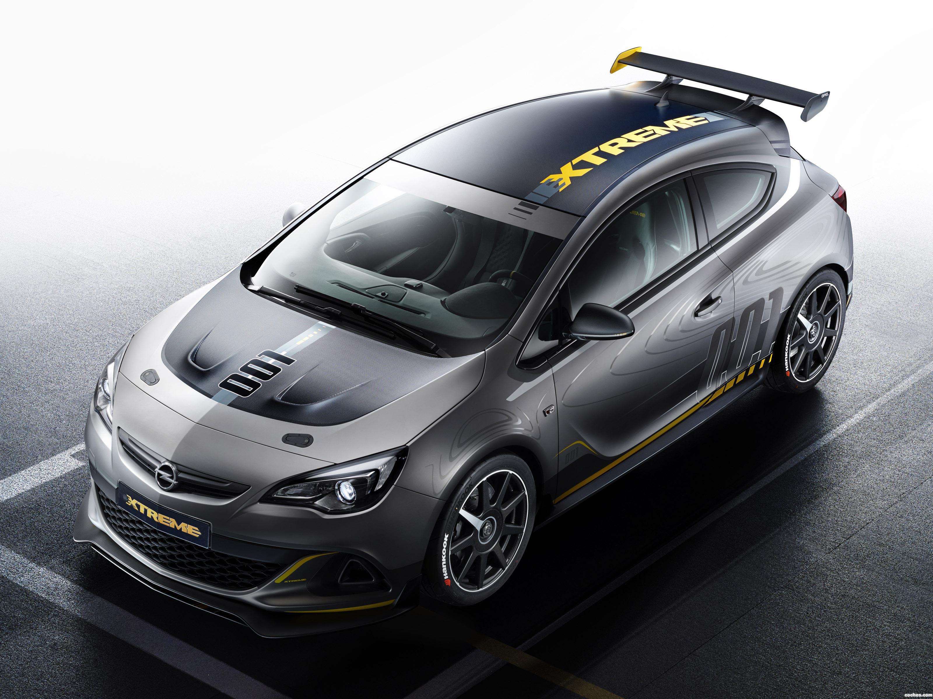 fotos de opel astra opc extreme concept 2014. Black Bedroom Furniture Sets. Home Design Ideas