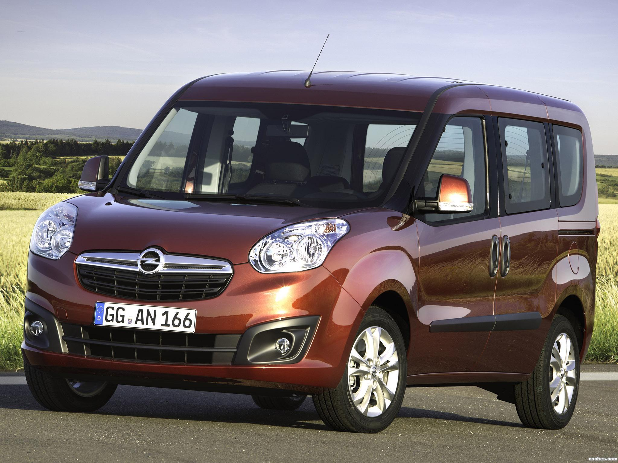 fotos de opel combo 2011. Black Bedroom Furniture Sets. Home Design Ideas