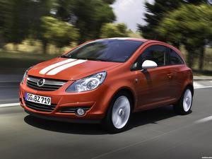 Opel Corsa Stripes 2010