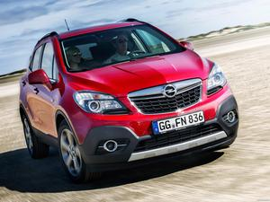 Opel Mokka Turbo 4×4 2012
