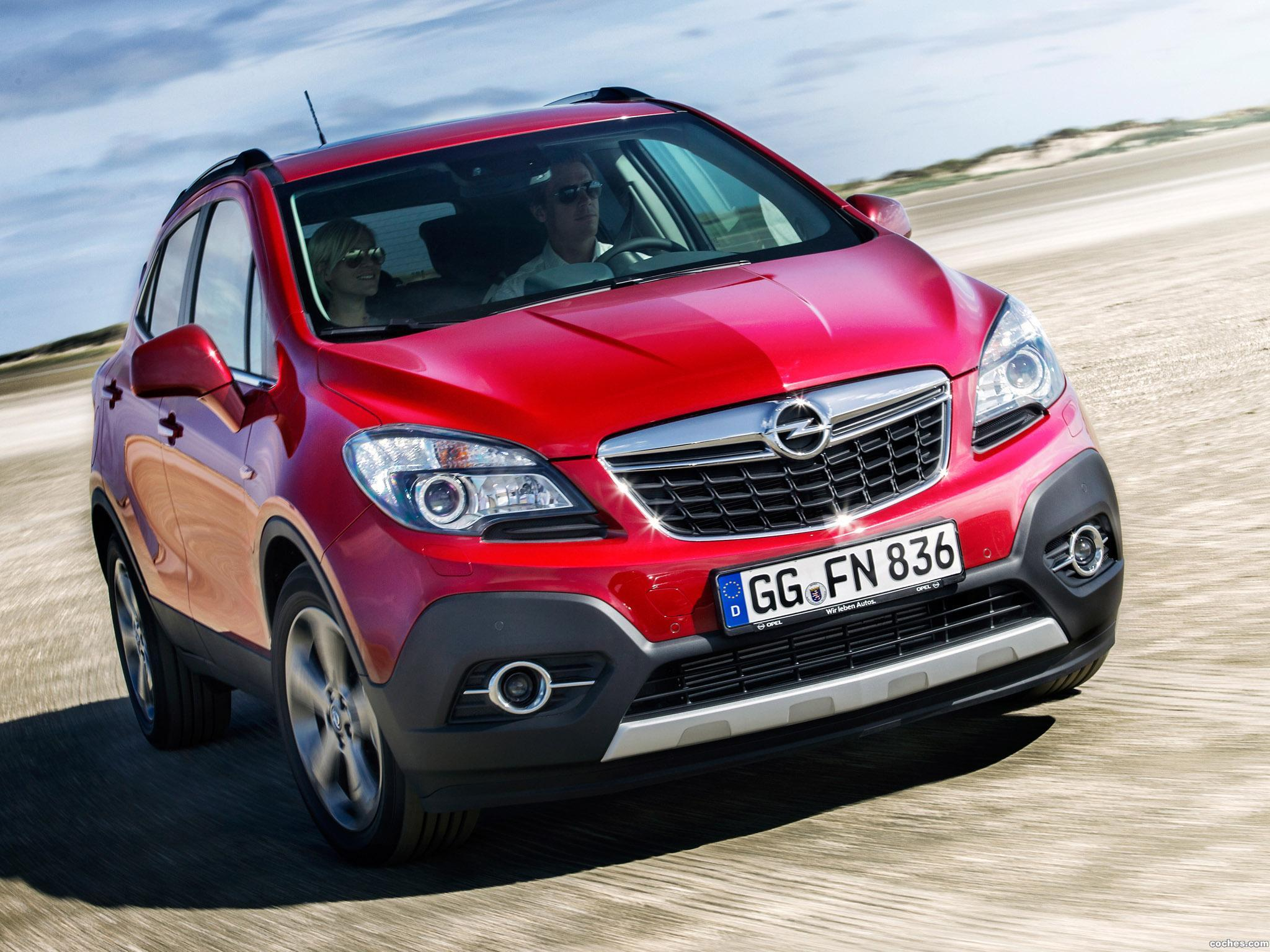 fotos de opel mokka turbo 4x4 2012. Black Bedroom Furniture Sets. Home Design Ideas