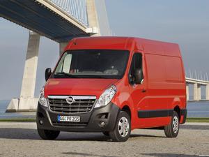 Opel Movano (B) 2010
