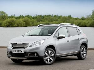Peugeot 2008 UK 2013
