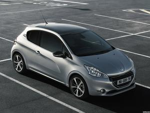 Peugeot 208 3 puertas 2012