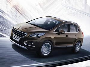 Peugeot 3008 China 2013