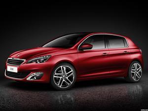 Peugeot 308 5 puertas 2013