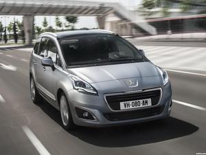 Peugeot 5008 2013
