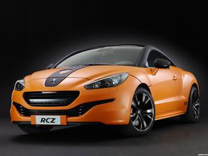 Peugeot RCZ Arlen Ness 2013