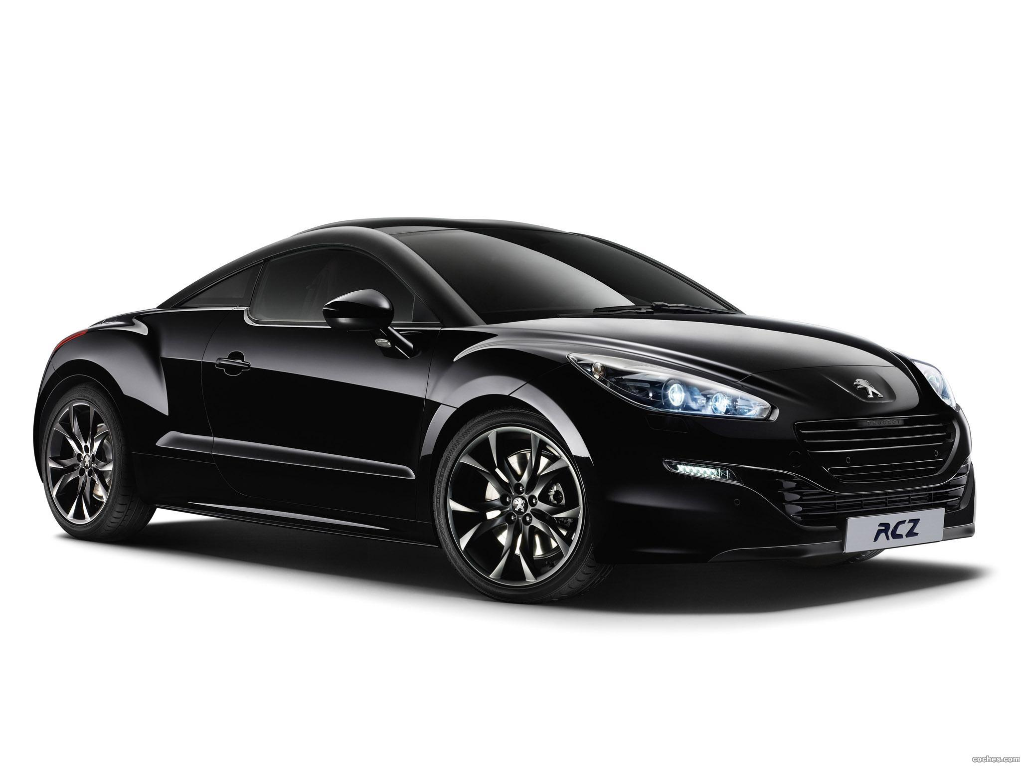 fotos de peugeot rcz magnetic 2013. Black Bedroom Furniture Sets. Home Design Ideas