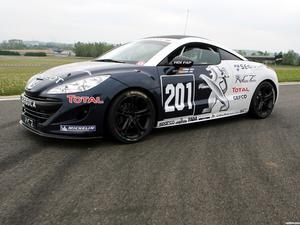 Peugeot RCZ Race Car 200ANS 2010