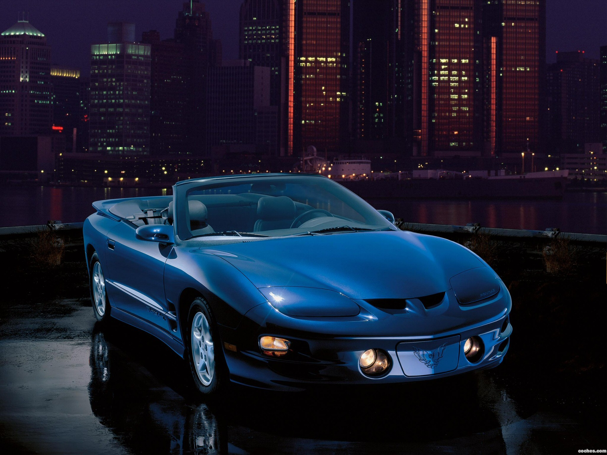 fotos de pontiac firebird trans am convertible 1989. Black Bedroom Furniture Sets. Home Design Ideas