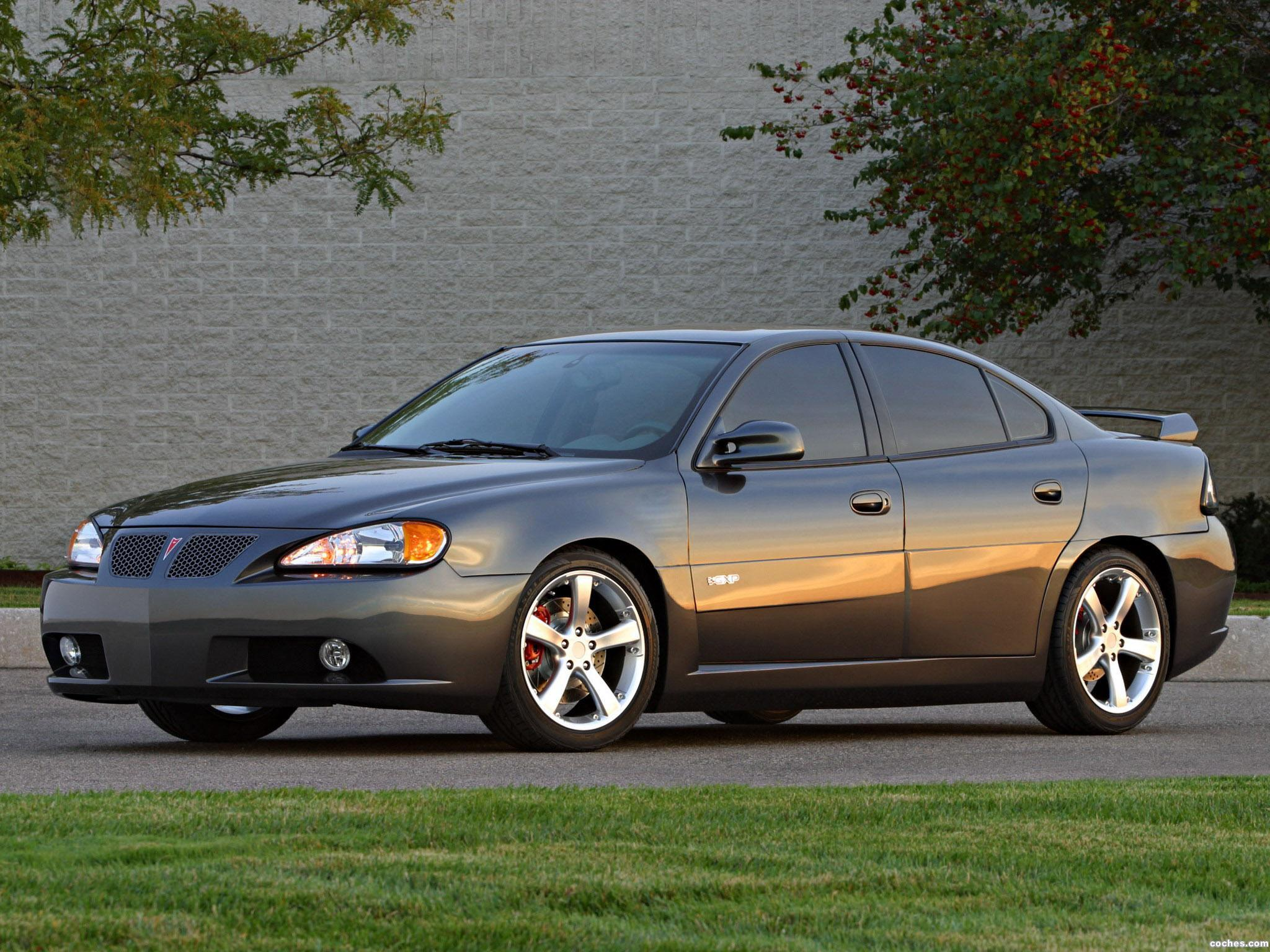 Pontiac Grand Am Gxp Concept R on Pontiac Grand Am