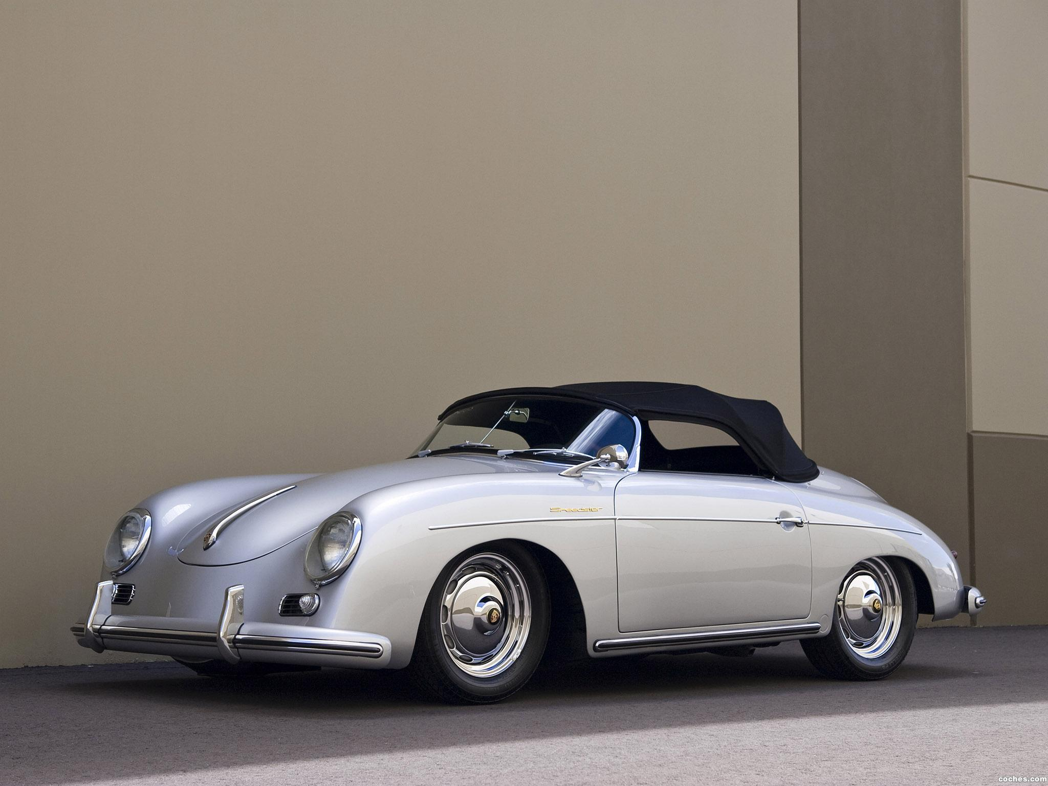 fotos de porsche 356 a 1600 super speedster foto 4. Black Bedroom Furniture Sets. Home Design Ideas