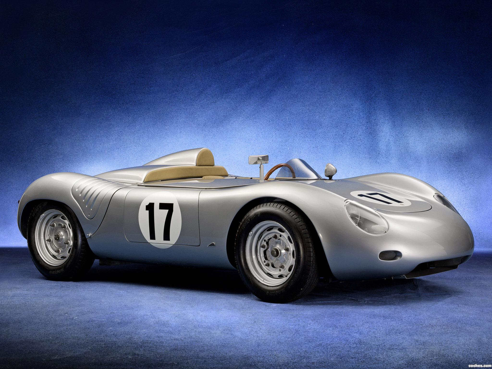 Fotos De Porsche 718 Rsk 1958