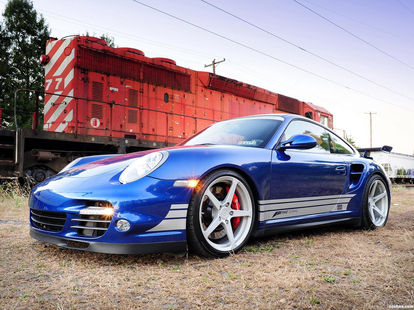 Fotos De Porsche 911 Awe Tuning 650s Turbo 997 2009