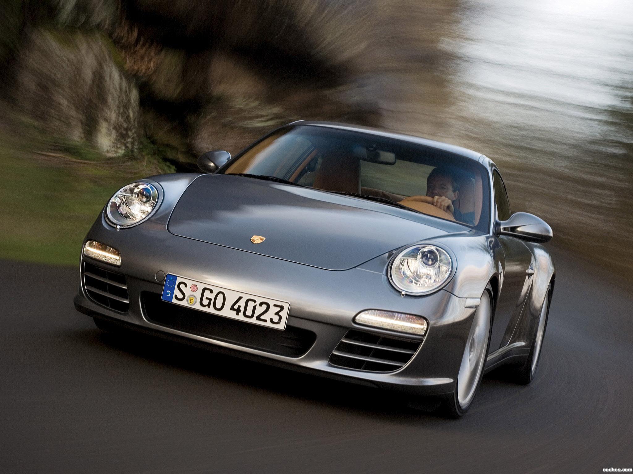 Fotos De Porsche 911 Carrera 4 Coupe 997 2008