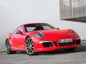 Porsche 911 Carrera 4S Aerokit Cup 2012