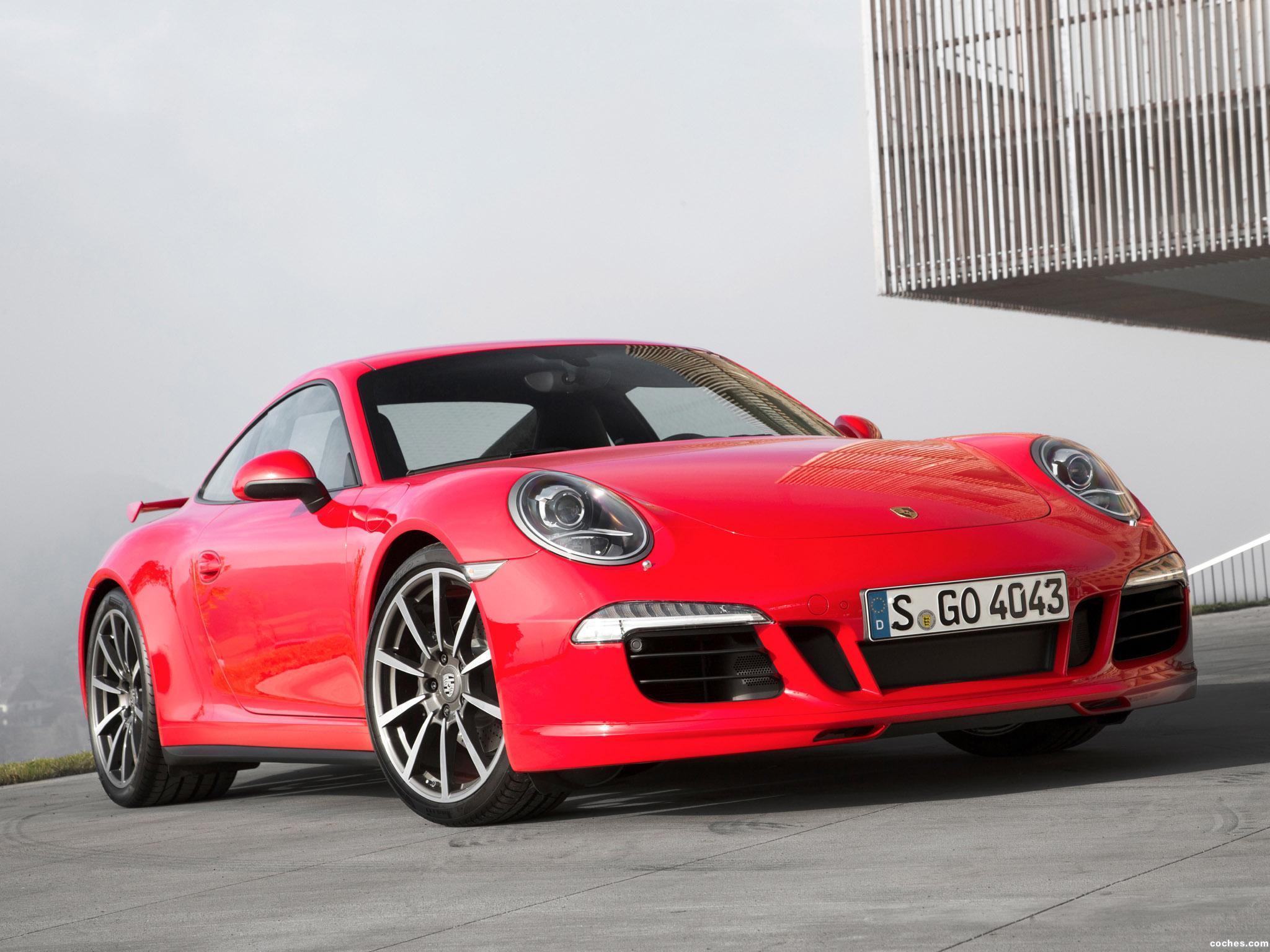 Fotos De Porsche 911 Carrera 4s Aerokit Cup 2012