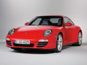 Porsche 911 Carrera 4S Coupe 997 2008