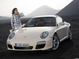 Porsche 911 Carrera Coupe 997 2008