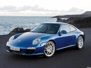 Porsche 911 Carrera S Coupe 997 2008