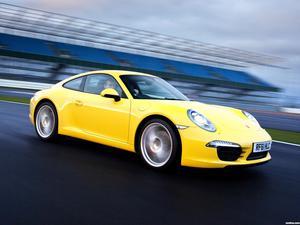 Porsche 911 Carrera S Coupe 991 UK 2012