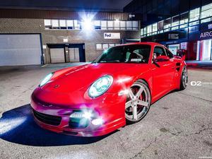 Porsche 911 Turbo 997 D2Forged CV2 2012