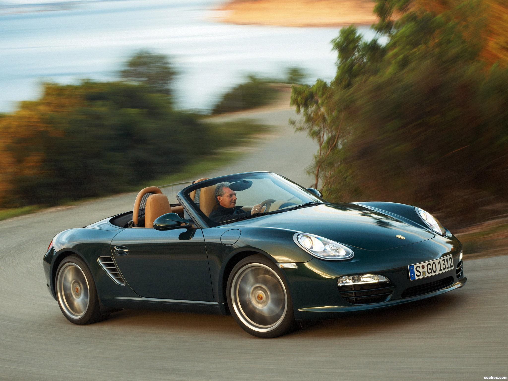 fotos de porsche boxster 987 2009. Black Bedroom Furniture Sets. Home Design Ideas