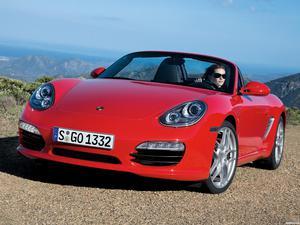 Porsche Boxster S 987 2009