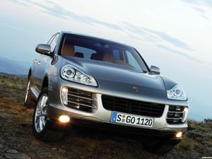 Porsche Cayenne (957) 2007