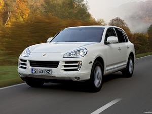 Porsche Cayenne Diesel 2010