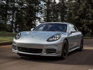 Porsche Panamera 4S USA 2013