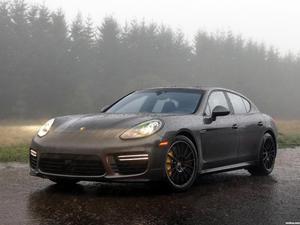 Porsche Panamera GTS USA 2013