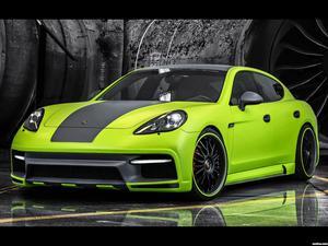Porsche Panamera Regula Exclusive 2013
