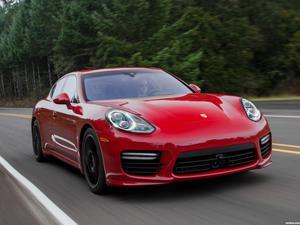 Porsche Panamera Turbo USA 2013