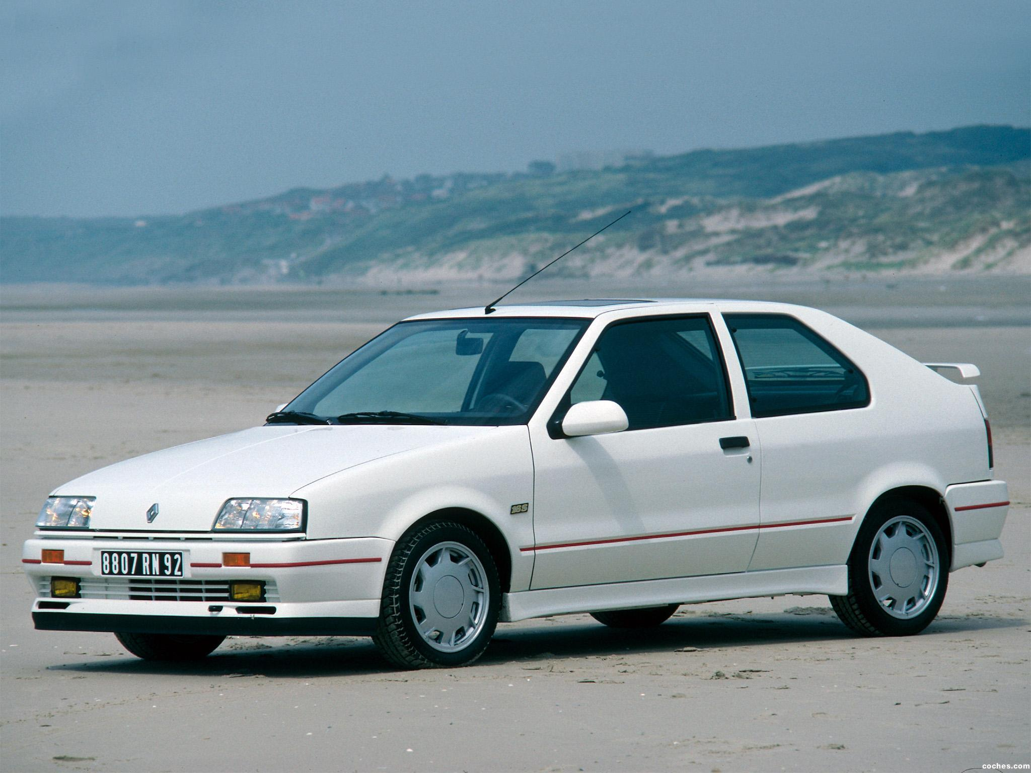 Fotos De Renault 19 16v 3 Puertas 1988
