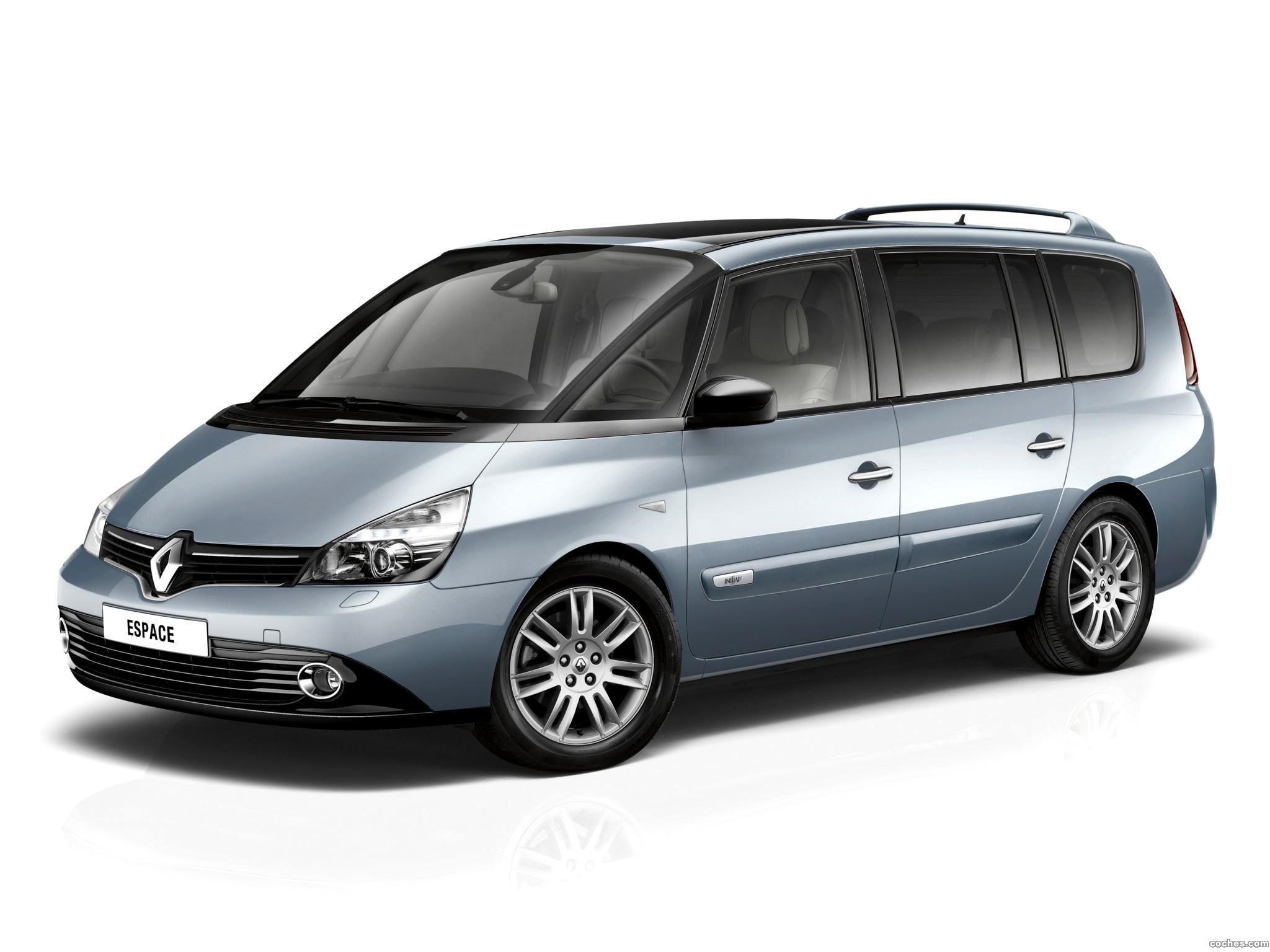 fotos de renault grand espace 2012. Black Bedroom Furniture Sets. Home Design Ideas