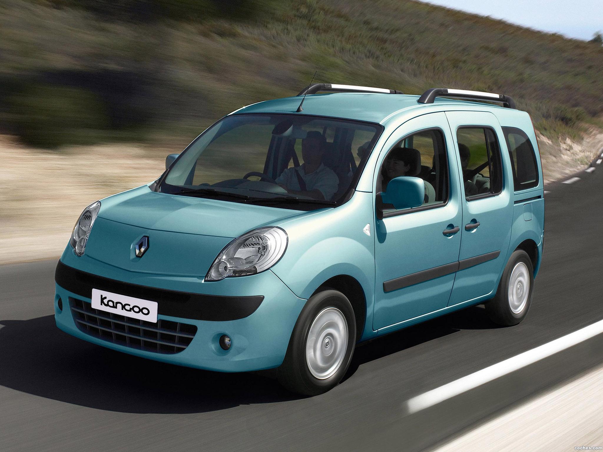 Fotos de Renault Kangoo 2011