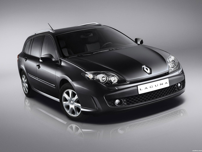 fotos de renault laguna black edition 2009. Black Bedroom Furniture Sets. Home Design Ideas