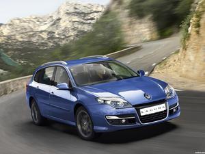 Renault Laguna Estate 2010