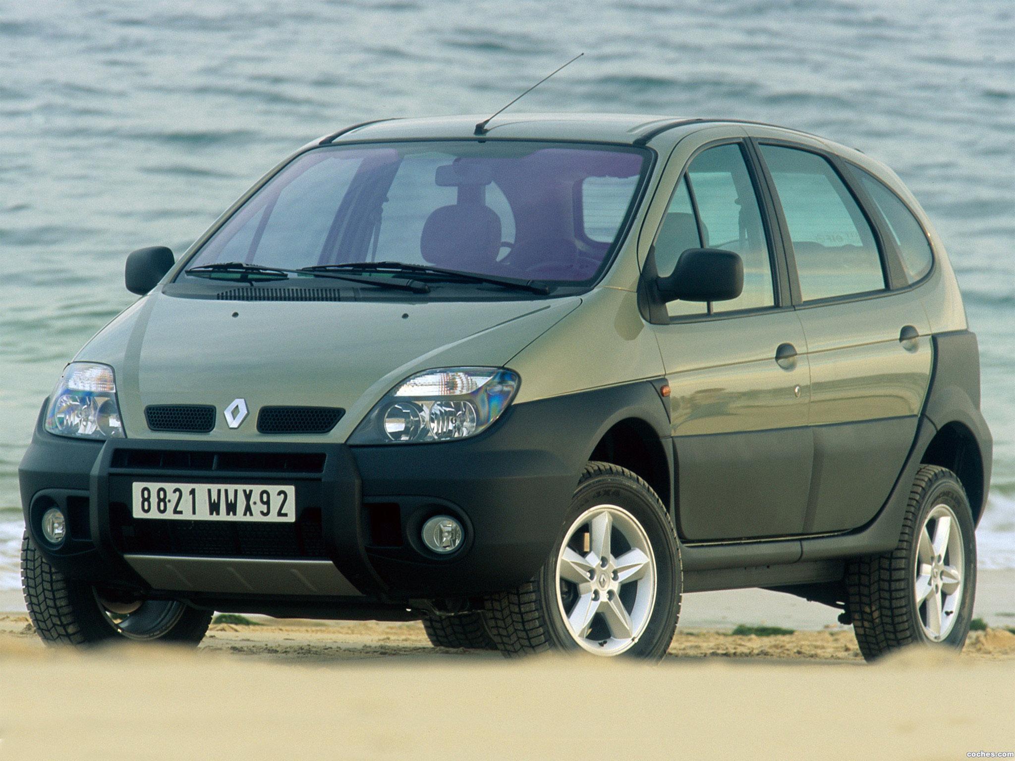 Fotos De Renault Scenic Rx4 2000