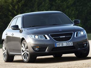 Saab 9-5 Sedan 2010