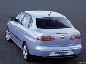 Seat Cordoba (6L) 2002