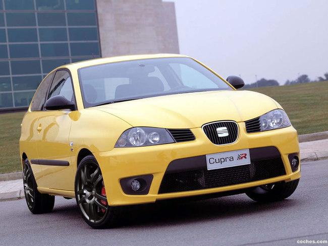 Seat Ibiza Cupra 2004